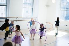 Downtown Dance Factory's birthday parties rake in extra revenue and help owners Hanne Larsen and Melanie Zrihen reach a wider pool of potential clients.