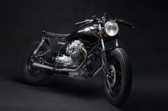 Don't let those vintage looks deceive. This beautiful mid-eighties Moto Guzzi V65 is effectively a brand new motorcycle.