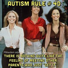 """This is part 4 in the """"Autism Rules"""" series highlighting some common aspects of parenting. The term """"rule"""" is used very loosely but…"""