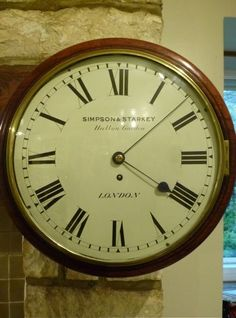 a good 8day fusee wall clock