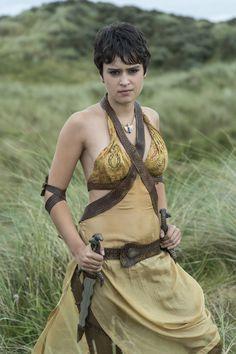 Rosabell Laurenti Sellers Tyene Sand Game of Thrones Season 5 - rosabell-laurenti-sellers Photo