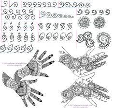 Henna / Mendi / Mehndi