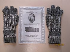 Ravelry: Mary Allen's Gloves pattern by Sue Leighton-White
