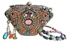 """Mary Frances """"Jewels"""" Convertible Clutch"""