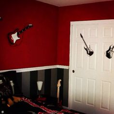 The Compromise Black Stripes On The Bottom Except For My Sons Rooms Its Gonna