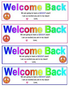 Welcome back your students with these precious bookmarks. Print them on heavy card stock and laminate for durability! Don't forget to sign your n. Classroom Procedures, Classroom Themes, Classroom Management, 4th Grade Frolics, School Themes, School Ideas, Behavior Clip Charts, Sign Language Alphabet, Creative Teaching Press