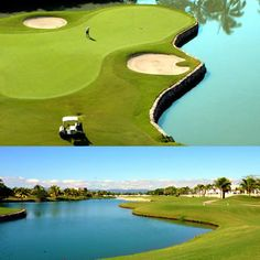 El Tigre Golf Course - play this on Sunday!