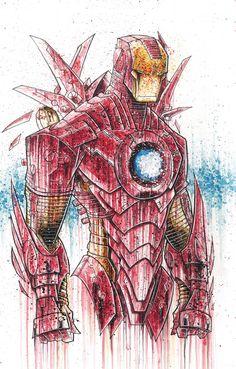 "Iron Man ""Saucy"" Commish"