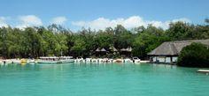 Ile Aux Cerfs Beach in Mauritius - Day-trip with a Catamaran