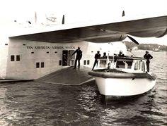 O Boeing 314 clipper