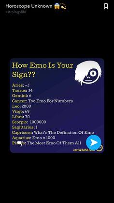 Too emo for numbers - Norma D. Zodiac Signs Capricorn, Pisces Facts, Zodiac Star Signs, Horoscope Signs, Aquarius, Taurus, Zodiac Posts, Zodiac Memes, Zodiac Quotes