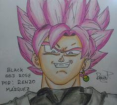 Draw Black (Dragon Ball Super)