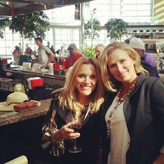 The party started at the Indianapolis airport bar. We want the bride to be, Wendy Monsen, to know we are relaxed and will be ready to meet and party with the Washington, DC crew. Hope you have warned them.