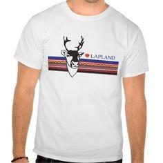 Love Lapland. #finland #finnish #suomi #suomalainen #tpaita #tshirt #lapland #lappi #reindeer #ren #poro
