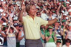 Jack Nicklaus wins the 1986 Masters!