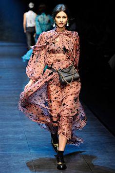 Dolce & Gabbana / Fall 2011
