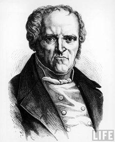 François Marie Charles Fourier   (7 April 1772 – 10 October 1837)
