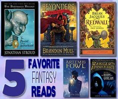 Is your child a fantasy fanatic? Find top fantasy book suggestions for kids in our #RaiseaReader blog. Click for more.