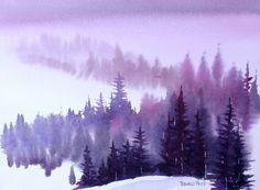 Ronald Pratt Watercolors