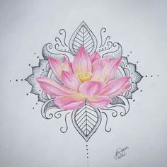 Tattoo Lotus Flower Sleeve Deviantart Ideas For 2019 Flower Tattoo Back, Flower Sleeve, Back Tattoo, Tattoo Flowers, Kunst Tattoos, Neue Tattoos, Tattoo Drawings, Forearm Tattoos, Body Art Tattoos