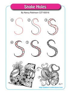 Snake Holes by Nancy Robinson