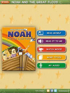 Children's Bible Study app