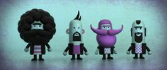 Art Jouet, Toy 2, Character Design Animation, Vinyl Toys, Designer Toys, Doodle Drawings, Art Background, Chopping Trees, Illustration