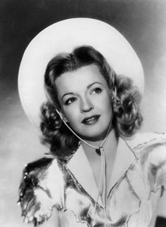 "Women Of The Old West | ... of the West"" Dale Evans would have been 100 years old today. ( 0"