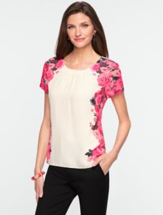 e93dbe9a7cc7b5 Browse our modern classic selection of women's clothing,jewelry,  accessories and shoes. Talbots offers apparel in misses, petite, plus size  and plus size ...