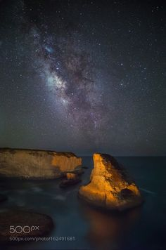 Galactic Cove This was my 1st attempt shooting the milky way. I unfortunately don't have the correct lens for this type of shooting so I did the best i could. Hope you like it. Image credit: http://ift.tt/2a1vVef Visit http://ift.tt/1qPHad3 and read how to see the #MilkyWay #Galaxy #Stars #Nightscape #Astrophotography