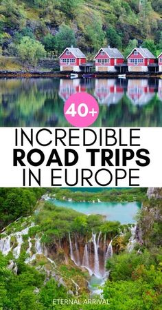 Jul 14, 2020 - Europe is perfectly suited for road trips, with short distances between countries and distinct cultures and languages between each country. Road Trip Map, Road Trip Europe, Road Trip Hacks, Europe Travel Guide, Road Trips, Travel Guides, Camping Europe, Travel Destinations, European Road Trip