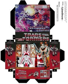 Toys of the '80s ~ Jetfire