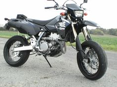 2006 Suzuki DRZ400 SM - the bike I should of kept. It was a lot of fun. Especially on our trip to Moab, UT and Colorado.  Also went to Yellowstone the next year.