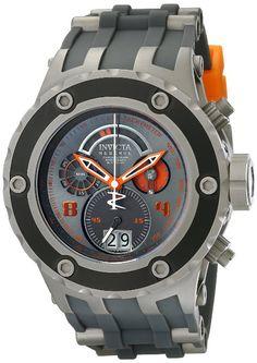 Invicta Men's 16255 Subaqua Analog Display Swiss Quartz Grey Watch [Watch]