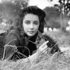 Elizabeth Taylor, photographed by Peter Basch