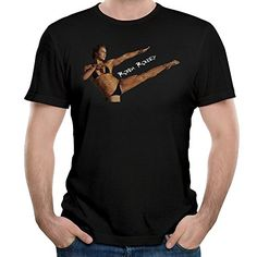 MAGGO Parking Tickets Ronda Rousey Fight T Shirts Mens Black * Click on the image for additional details.