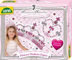Princess Zepter+Diadem zum Basteln für kleine Prinzessinnen, by Maja Prinzessin von Hohenzollern/Lena.http://www.mytoys.de/LENA-Prinzessin-von-Hohenzollern-Diadem-Zepter/Kreatives-unter-10/KID/de-mt.bs.fe01.05/3571699 http://www.windeln.de/catalog/search/?q=prinzessin+von+Hohenzollern