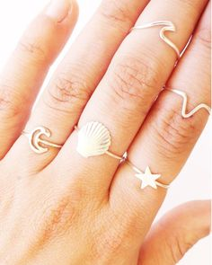 These rings are perfect.