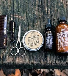 Beard Care Gift Set by Craft Culture Co. on Scoutmob Shoppe