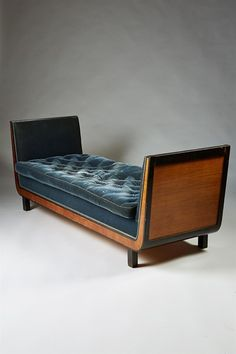 Daybed, anonymous. Sweden. 1930's.