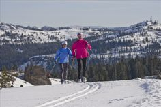 Royal George Cross Country Ski Resort  Soda Springs, CA