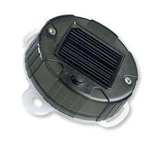 Lightcap 200 Solar Powered Water Bottle LED Light
