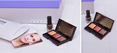 Nonabox di ottobre - smalto e palette ombretti Dolomia Make up
