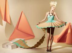 paper fashion - chemistryandcloth