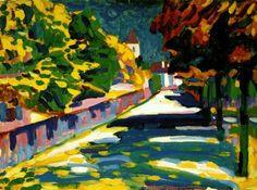 Autumn in Bavaria (1908)
