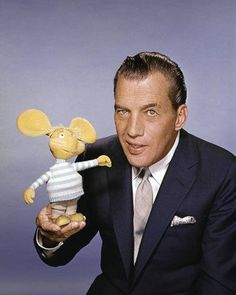 The Ed Sullivan Show, and of course Topo Gigo the talking mouse