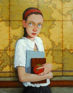 Study Hall  by Fred Calleri