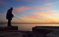il pescatore - al tramonto