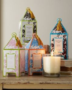 Pagoda Candle by Seda France  We've got them!!
