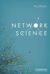 Network Science is a new journal for a new discipline - one using the network paradigm, focusing on actors and relational linkages, to inform research, methodology, and applications from many fields across the natural, social, engineering and informational sciences.
